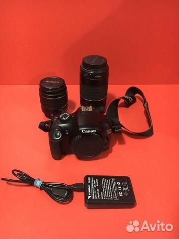 89235827111  Фотоаппарат Canon eos 1100d (11481)