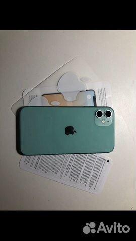 iPhone 11, green, 128 Gb  89159144153 купить 3