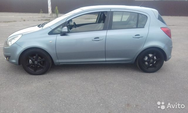 Opel Corsa, 2009  89097874073 купить 2