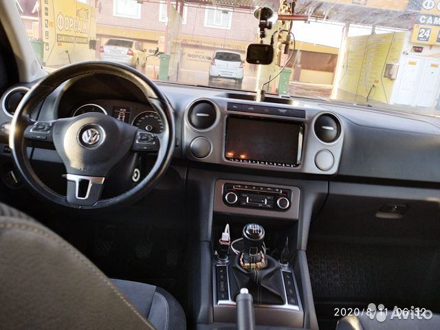 Volkswagen Amarok, 2013  89011484137 купить 6