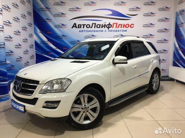 Mercedes-Benz M-класс, 2010  89828708454 купить 1
