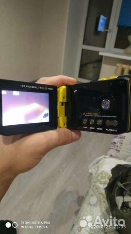 Видеокамера  89997917006 купить 2