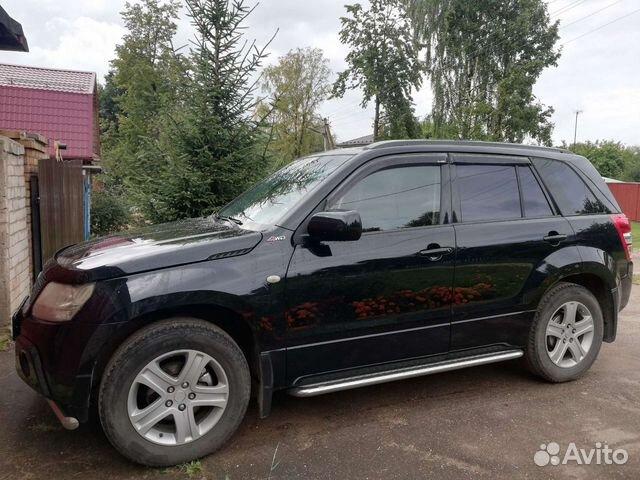 Suzuki Grand Vitara, 2006  89539080089 купить 8