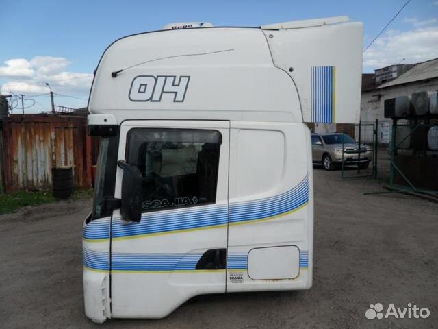 Кабина Скания PGR (Scania P,G,R series)  83919898433 купить 3
