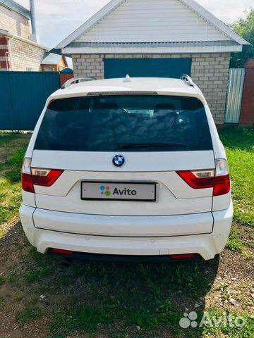 BMW X3, 2009  89656453758 купить 6