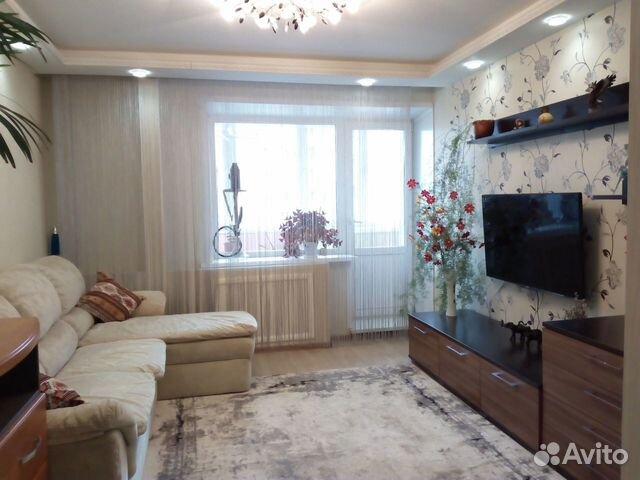 3-к квартира, 64.9 м², 7/10 эт.