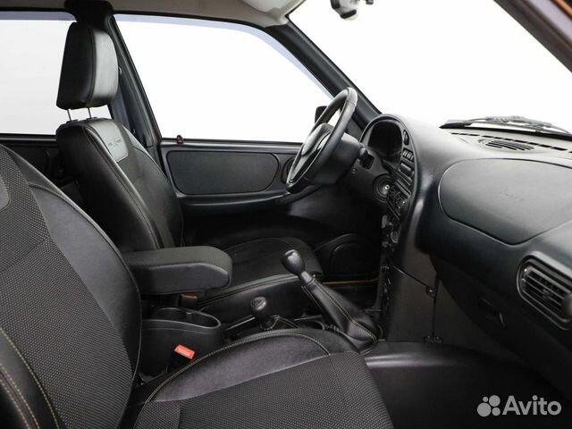 Chevrolet Niva, 2017  84872520037 купить 6