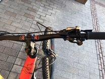 Горный велосипед inside link 10HZ 140 Y размер M/L