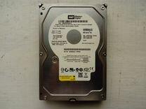 Жёсткий диск Western Digital WD800aajs (80 Гб) — Товары для компьютера в Перми
