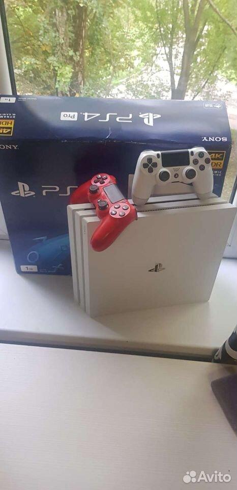 Playstation 4 pro 1tb  89114904226 купить 2