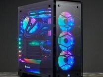 Красивейший корпус Corsair crystal 570x RGB