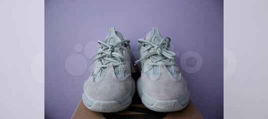 3b53ab22 Кроссовки Adidas Yeezy 500 Salt купить в Москве на Avito — Объявления на  сайте Авито
