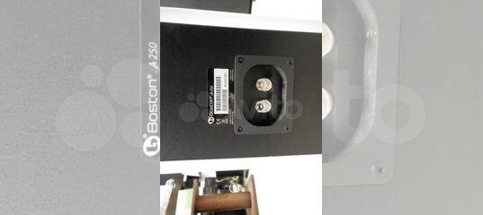 Boston Acoustics A250 Gloss White A 250 Avito