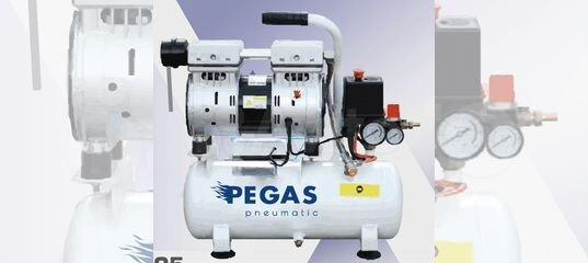 Бесшумный компрессор PG-600/безмасляный купить в Республике Чечня | Товары для дома и дачи | Авито