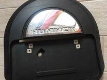 Накладка запасного колеса на Hummer Хаммер H2