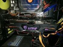 Gigabyte GeForce GTX 1060, 1060xtreme 6Гб