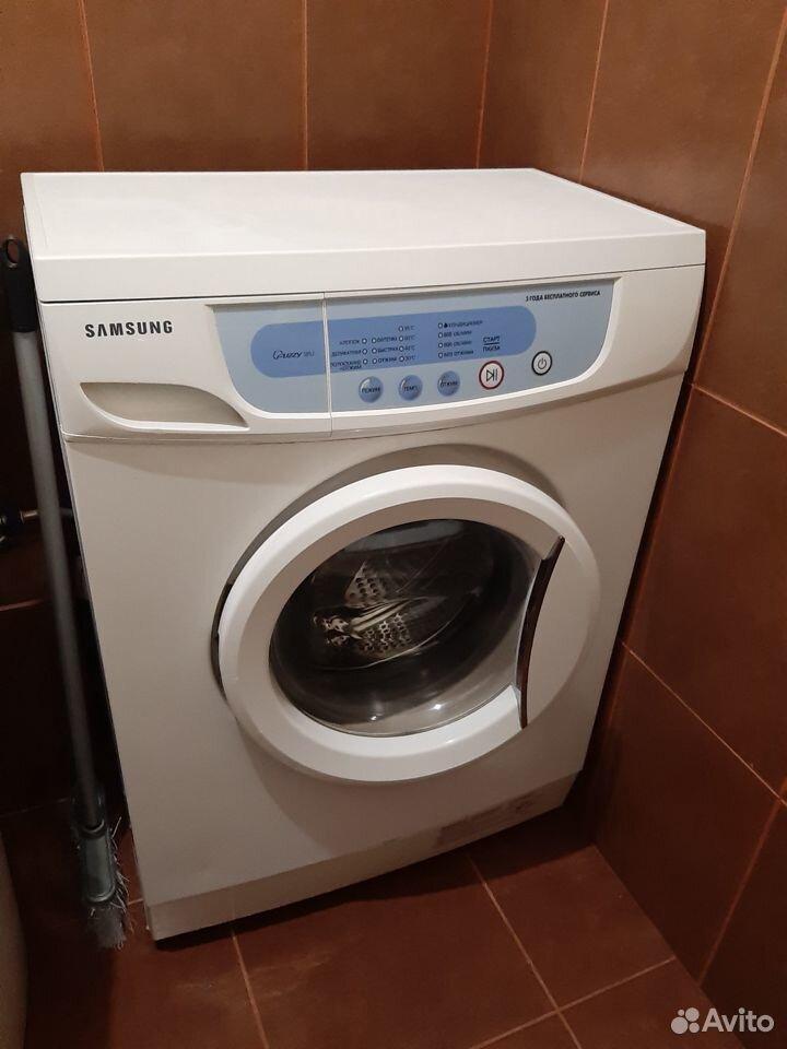 Стиральная машина SAMSUNG fuzzy S852  89040456911 купить 1