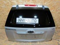 Крышка багажника Kia Sportage 2