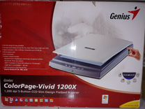 Сканер Genius ColorPage-Vivid 1200X