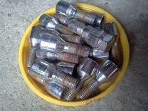 Болты крепления колес М12х1,5