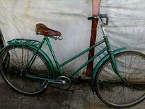 Велосипед,Десна