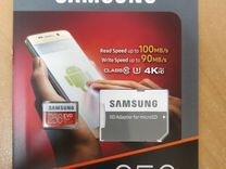 SAMSUNG EVO plus microsdxc 256Гб (MB-MC256GA/RU)