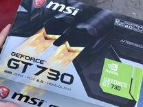 Видеокарта 730Gforce