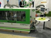 Кромкооблицовочный станок WoodTec Compact