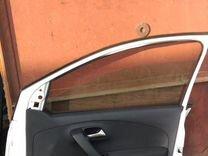 Продам б/у двери на поло седан в сборе, оригинал