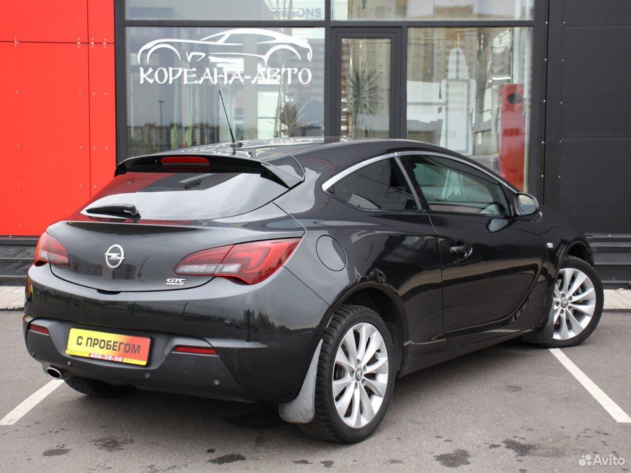 Opel Astra GTC, 2013  88129206410 купить 4
