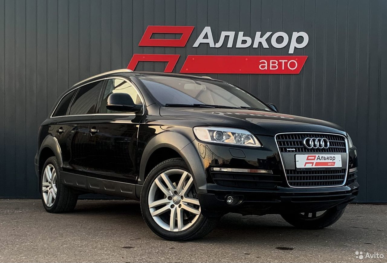 Audi Q7, 2007  89279472376 купить 1