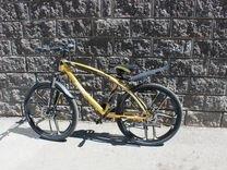 Велосипед бмв на дисках