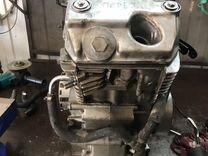 Разбор Мотора мотоцикла Хонда Трансалп 600хl