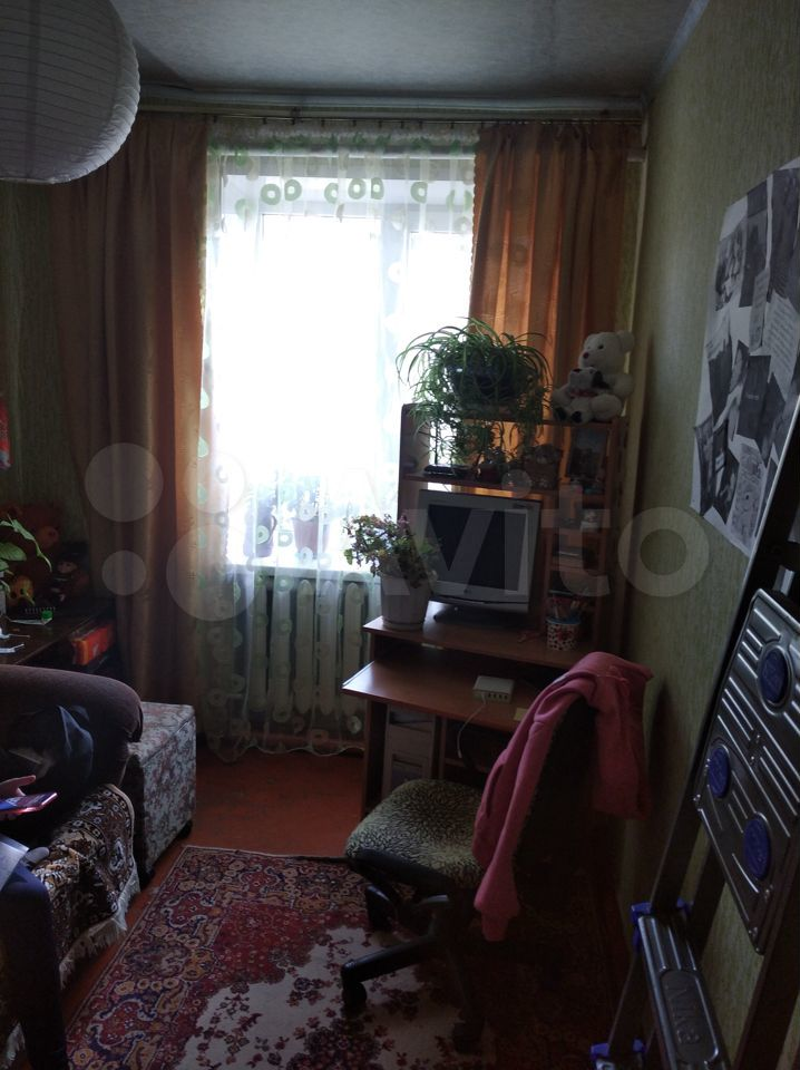 3-к квартира, 61 м², 1/2 эт.  89155417080 купить 3