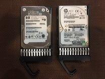 Продам 2 серверных жёстких диска HP — Товары для компьютера в Москве