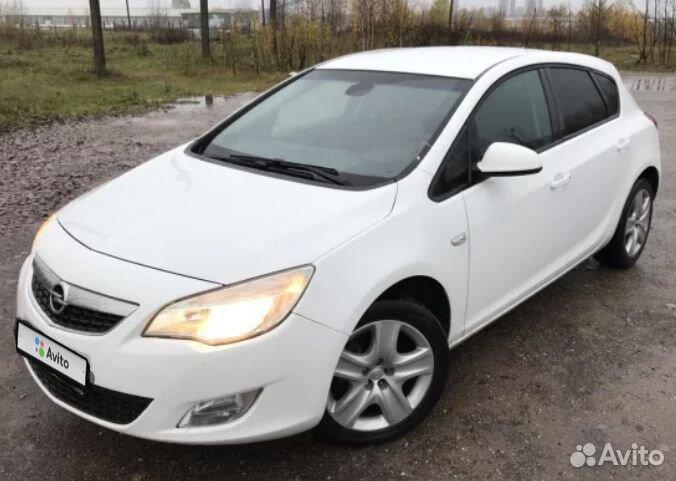 Opel Astra, 2012  89062214251 купить 6