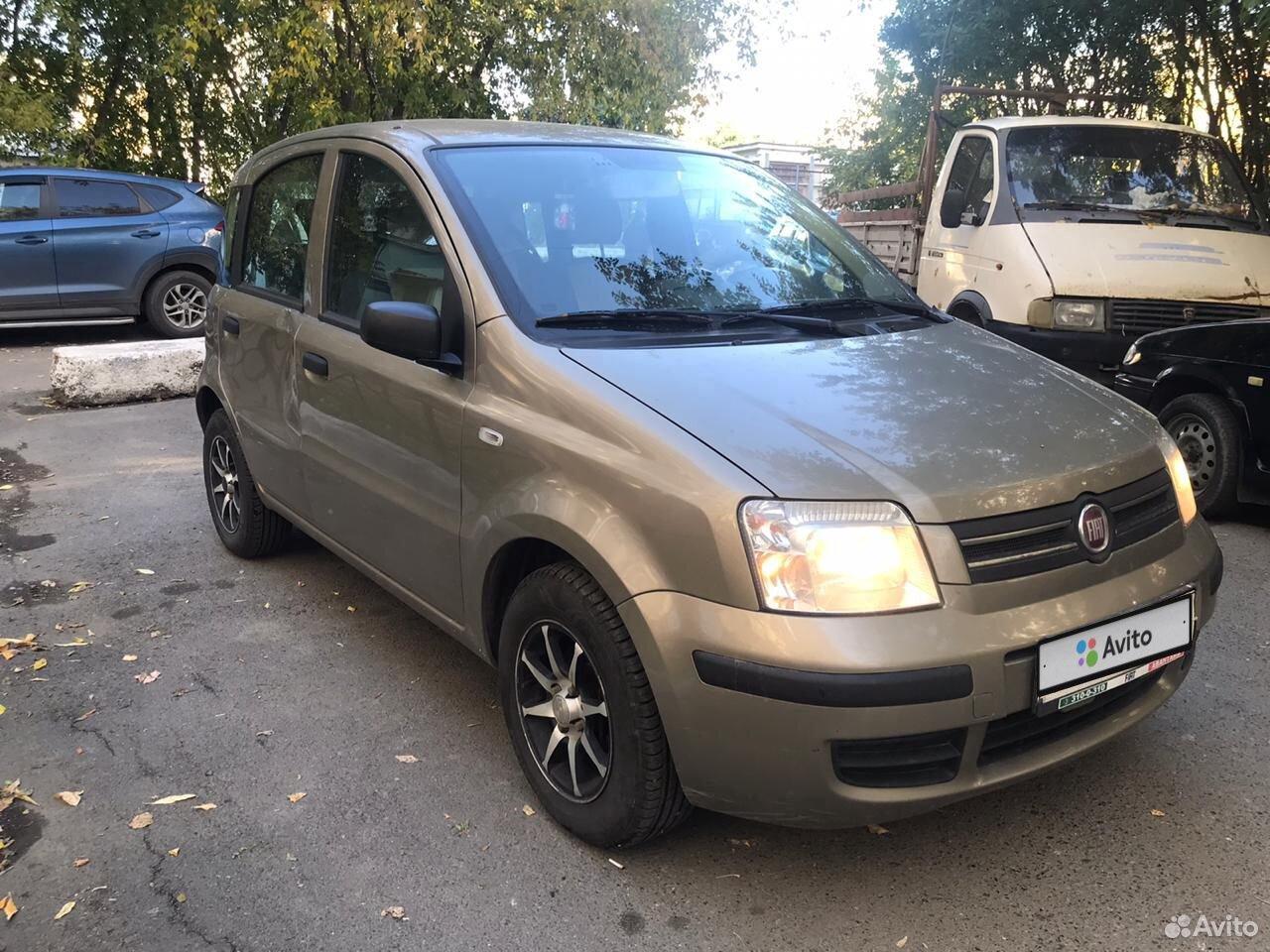 FIAT Panda, 2008  89675544670 купить 6