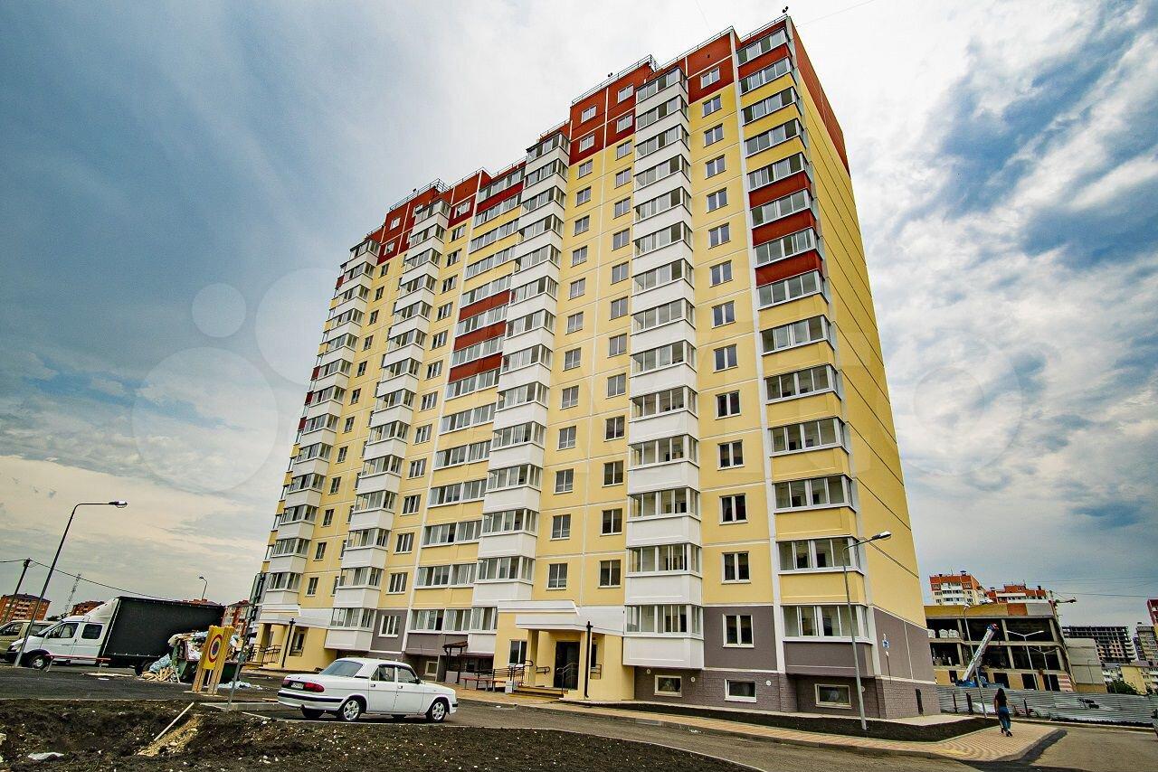 Квартира-студия, 26 м², 3/14 эт.  88613258698 купить 2