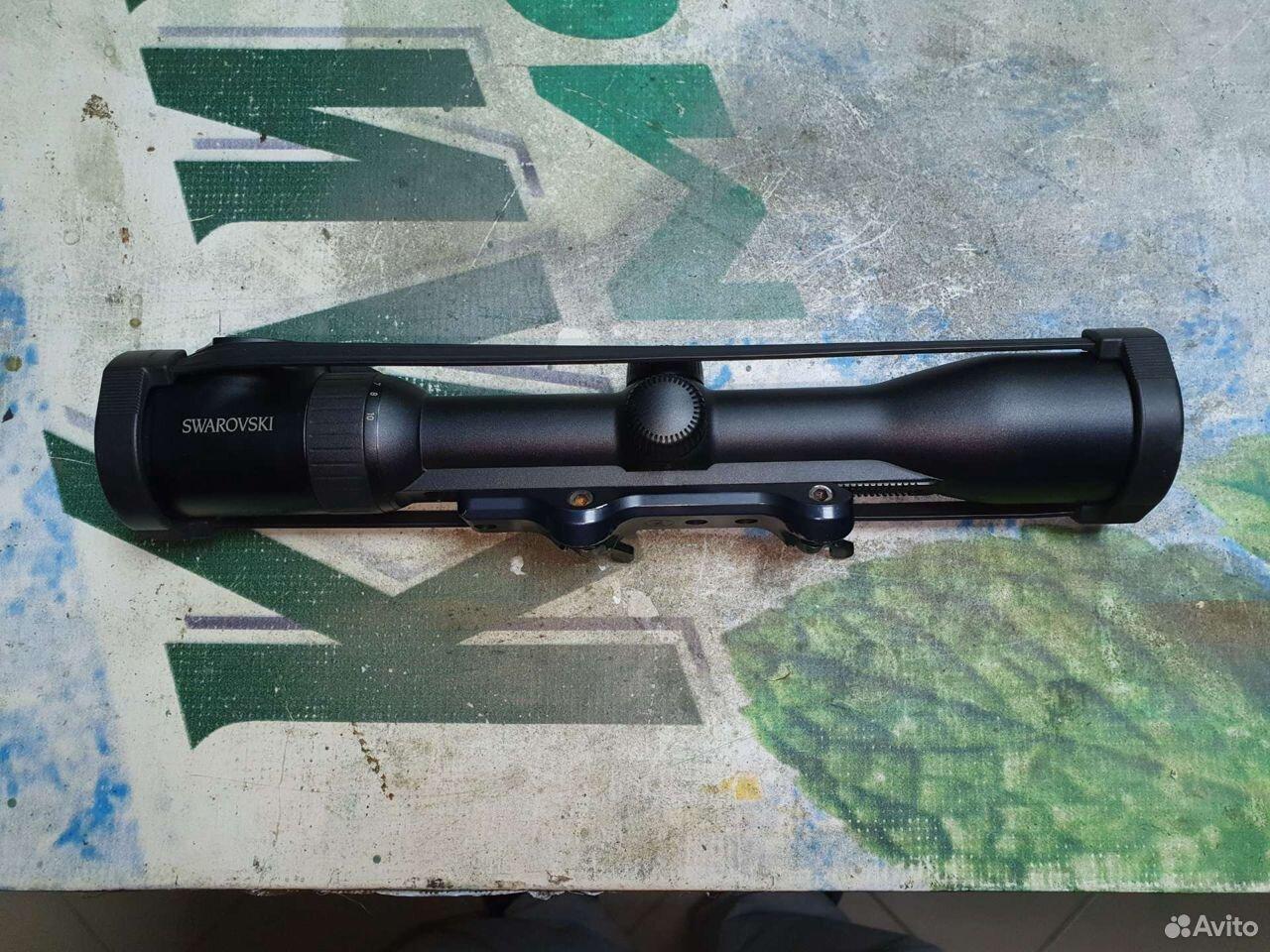 Оптический прицел swarovski 1.7-8-42  89021004815 купить 2