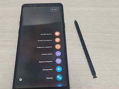 Samsung Galaxy note 9 6/128