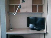 Стенка-шкаф-письменный стол в идеале