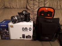 Olympus OM-D E-M5 12-50 mm f 3.5-6.3 EZ