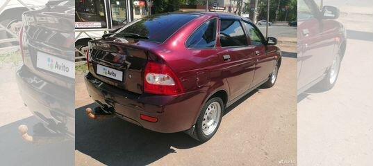 LADA Priora, 2011 купить в Самарской области | Автомобили | Авито