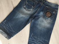 Новые шорты джинсовые