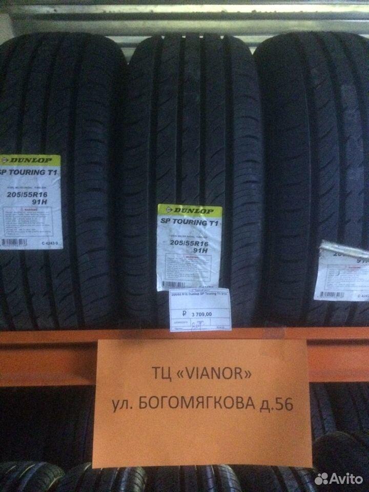 205/55 R16 Dunlop SP Touring T1 91H