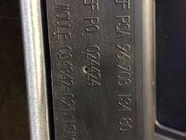 8606 A9 Накладка крышки багажника Пежо 508