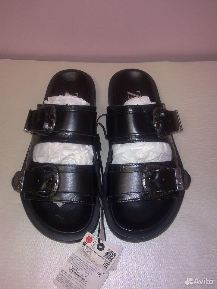 Новые бомбезные сандалии Zara  89050263348 купить 7