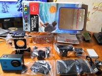Экшн-камера с водонепроницаемым корпусом (SJ5000 H