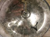 Zildjian k dark thin crash 18 ride hihat