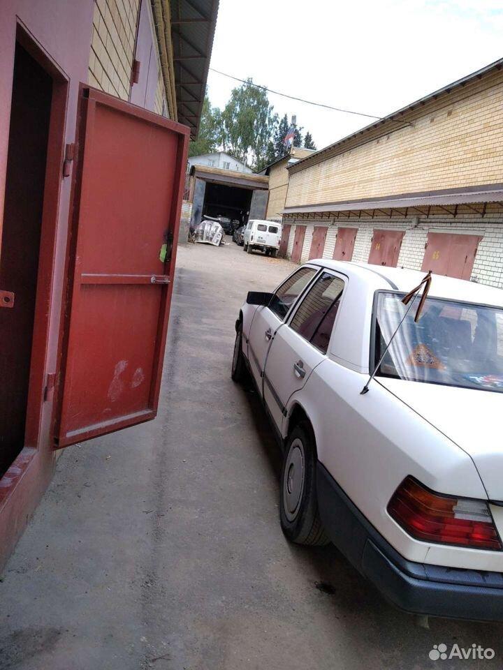Mercedes-Benz W124, 1988  89066131989 купить 8